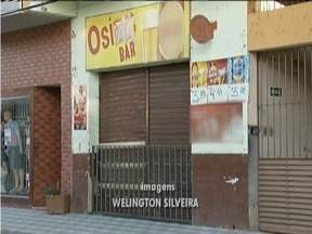 Três pessoas são baleadas em um bar em Coronel Fabriciano - Crime foi no Biarro Caladinho de baixo.