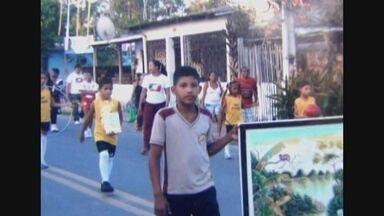 Adolescente morre após ser atingido por bomba caseira, no AM - Jovem morreu na noite domingo;