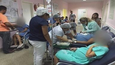 Pacientes denunciam problemas em maternidade de Manaus - Direção da maternidade diz que recebeu alta demanda de pacientes.