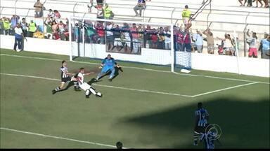 Veja os gols da derrota por goleada do Botafogo-PB para o Salgueiro - Partida terminou em 4 a 1 para a equipe pernambucana.