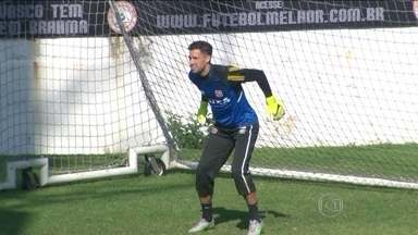 Vasco realiza treino físico e Martín Silva voltará ao time titular contra o Joinville - Andrezinho, com lesão no joelho, vai operar e ficará um mês afastado.