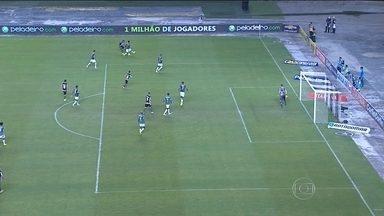 Após três empates seguidos na Série B, Botafogo afasta cinco jogadores e apresenta Neílton - Atacante foi apresentado e já está entrosado com elenco.