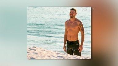 Cauã Raymond na praia está no Top 5 Gshow - Assista a outros vídeos que bombam no portal