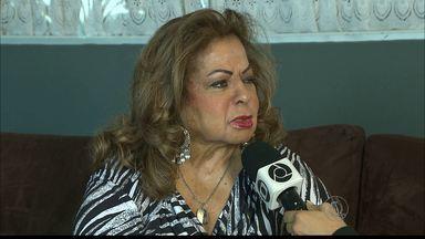 Cantora Angela Maria se apresenta hoje em João Pessoa - Veja a entrevista de Angela Maria ao JPB e fique por dentro de como será a apresentação de uma das maiores cantoras brasileiras.