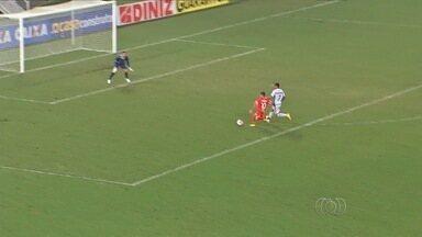 Vila Nova empata com o Cuiabá fora de casa - Tigrão leva o primeiro gol, perde pênalti com Frontini, mas busca a igualdade com Moisés.