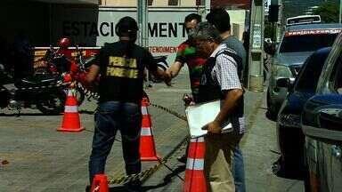 Policial militar é baleado em tentativa de assalto em Barbalha - Crime ocorreu na frente de um supermercado.