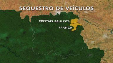Polícia Civil identifica quadrilha envolvida no furto de carros em Franca, SP - Segundo o delegado, ladrões pedem resgate por veículos aos donos.