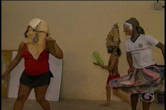 Companhia Balançarte leva oficinais de dança para escolas públicas de Petrolina - As aulas são no ritmo da música popular pernambucana