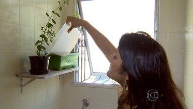 Reservatórios de água que abastecem Belo Horizonte e região continuam com níveis baixos - Sistema Paraopeba está operando com 30% da capacidade. Moradores buscam alternativas para economizar.