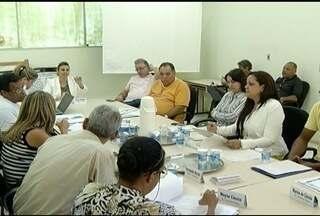 Conselho Municipal e estado discutem a intervenção da saúde em Montes Claros - Clima da reunião foi tenso e não houve acordo.