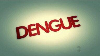 80% dos municípios da Paraíba estão em risco de surto de dengue - Os dados são da Secretaria Estadual de Saúde. Para denunciar focos do mosquito da dengue e também pedir ajuda é só usar o aplicativo Dengue Zap 9-9991-0553.