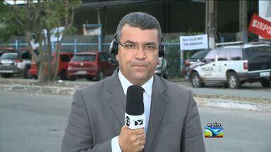 Justiça determina suspensão da greve dos policiais civis do Maranhão - A greve da Polícia Civil do Maranhão entra no terceiro dia, e agora a Justiça já calcula uma multa diária para cada dia a mais de greve.