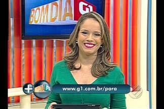 Confira os destaques do G1 PA desta quarta-feira (5) - Saiba o que é notícia no Pará com a jornalista Thaís Rezende.