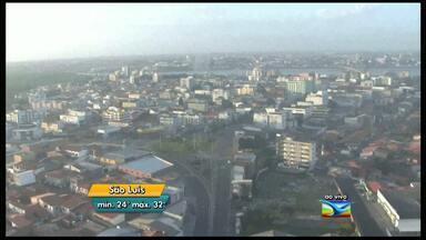 Veja como fica o tempo nesta quarta-feira, no Maranhão - A previsão para esta quarta-feira (5) é de chuva passageira, principalmente à noite, no litoral do Maranhão. Nas outras regiões, sol e poucas nuvens. Veja como fica o tempo em São Luís e outras cidades do Maranhão.