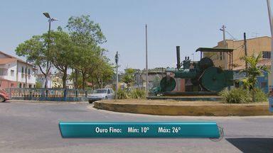 Confira a previsão do tempo para esta quarta-feira (5) no Sul de Minas - Confira a previsão do tempo para esta quarta-feira (5) no Sul de Minas