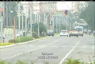Confira o tempo e o trânsito em Campos e Macaé, RJ, na manhã desta quarta-feira - Temperatura é estável.