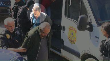Polícia Federal ouve irmão de ex-ministro José Dirceu nesta quinta-feira (6) - Luiz Eduardo de Oliveira e Silva está sendo investigado pela 17ª fase da Operação Lava Jato.