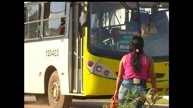 Moradores reclamam de falta de ônibus na Rodovia Curuá-Una - Eles afirmam que os fazem a rota atualmente não são suficientes.