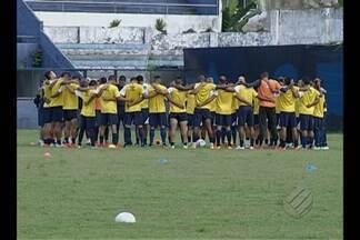 Remo se prepara para pegar o Nacional-AM - Treinador Cacaio faz ajustes para jogo de segunda-feira.