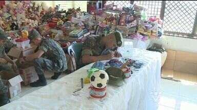 Doações da Ação do Coração já chegaram no Vale do Ribeira - Roupas, alimentos e brinquedos vão para instituições carentes de cinco cidades.