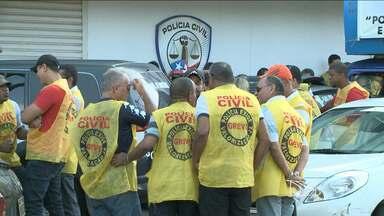 Policiais civis decidem pela continuidade da greve no Maranhão - Policiais civis decidem pela continuidade da greve no Maranhão