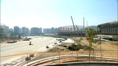 Autoridades anunciam prazo de finalização de obras no Parque Olímpico - No Parque Olímpico, as autoridades anunciaram o prazo de finalização das obras.