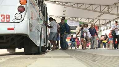 Ônibus de Campina Grande passam por mudanças a partir desta quarta-feira - A STTP mudou a adesivagem dos veículos e os passageiros precisam ficar atentos para não perder os horários dos ônibus.