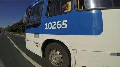 Motoristas de ônibus são flagrados acima da velocidade - Os radares de trânsito estão trabalhando como nunca em Salvador para flagrar motoristas de ônibus acima da velocidade permitida.
