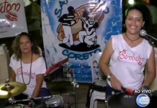Projeto Cultural 'Samba no Coreto' está de volta a praça Pedro II em Teresina - Projeto Cultural 'Samba no Coreto' está de volta a praça Pedro II em Teresina
