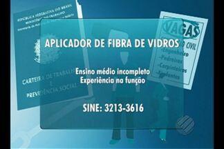 Confira as vagas de emprego do Bom dia Pará desta segunda-feira (10) - Há oportunidades para estudantes e profissionais.