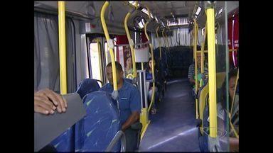 Cachoeiro, no Sul do ES, ganha ônibus com ar condicionado - São três veículos circulando pela cidade.