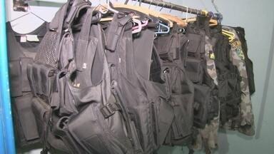 Prefeitura de Cacoal faz convênio com PM para compra de materiais de segurança - Grupo de Operações Especiais da receberá novo material para fazer treinamentos.