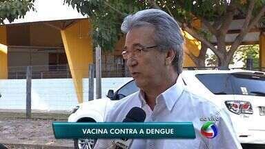 População de Sinop faz exames para criação de uma vacina contra a dengue - População de Sinop faz exames, como parte do projeto para criação de uma vacina contra a dengue