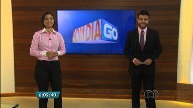 Confira os destaques do Bom Dia Goiás desta terça-feira (11) - Entre os principais assuntos do dia está o preço dos combustíveis no interior do estado.