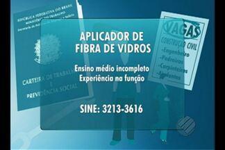 Confira as vagas de emprego do Bom dia Pará desta terça-feira (11) - Há oportunidades para profissionais de várias áreas.