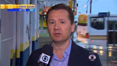 Secretário de Obras fala sobre conservação de calçadas em Porto Alegre - Mauro Zacher lembra que responsabilidade é do proprietário.