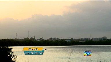 Veja como fica o tempo nesta terça-feira, no Maranhão - No norte do Maranhão, sol entre nuvens nesta terça-feira (11). Há possibilidade de chuva rápida. Nas outras regiões do Estado sol e calor.