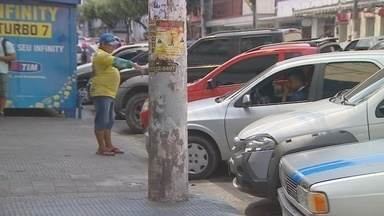 Reunião define funcionamento do Zona Azul, em Manaus - Primeira fase do projeto de estacionamento rotativo nas ruas deve ser implantado até novembro.