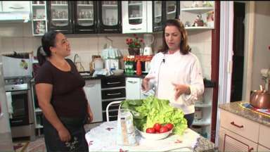 Especialista e dona de casa dão dicas de como economizar na cozinha - O bom aproveitamento dos ingredientes pode ser um dos segredos para economizar.