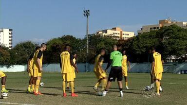 Resende se prepara para mais uma partida do Campeonato Brasileiro - Time precisa vencer para seguir sonhando com a classificação na série D.