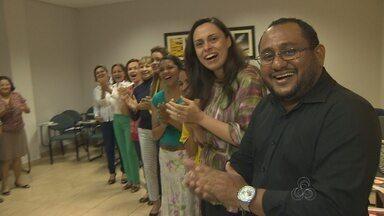 Curso prepara profissionais para atendimento ao público em Manaus - Tratar bem o cliente pode ser decisivo no mundo dos negócios.