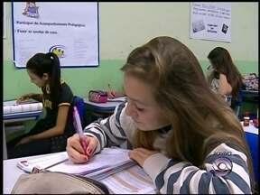 Manhã marcou volta às aulas nas escolas municipais - Cerca de oito mil estudantes retornaram as aulas em Erechim, RS.