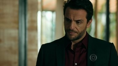 Alex avisa a Pia que vai assinar emancipação de Giovanna - Ex-mulher do empresário conta que seguiu suas ordens e interrompeu gravidez