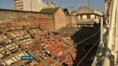 Lei de inspeção predial estabelece regras que devem ser cumprida pelos donos - Falta de vistoria em prédios põe em risco a vida de trabalhadores e moradores da região.