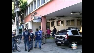 Polícia prende presidente da feira de São Cristóvão - De acordo com as investigações, ele pagava propina a um funcionário da Cedae para que ele fraudasse a medição do hidrômetro.