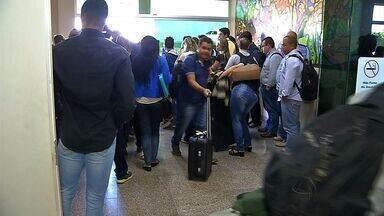 Aeroporto de Rondonópolis tem problemas na infraestrutura - Aeroporto de Rondonópolis tem problemas na infraestrutura