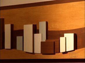Palmas é representada em formas abstratas e geométricas; conheça exposição de arte - Palmas é representada em formas abstratas e geométricas; conheça exposição de arte