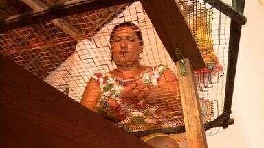 Conheça o trabalho das rendeiras de Marechal Deodoro - São mulheres que produzem renda e filé. Algumas delas se uniram chegaram a montar uma associação.