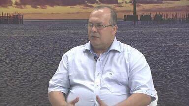 Aumento de acidentes faz segurança do trabalho ocupar lugar estratégico nas empresas - Professor do Curso de Engenharia, Miragir Barbosa, fala sobre como é definida a segurança no trabalho.