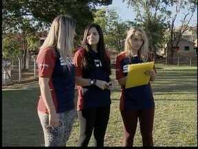 Conheça a equipe feminina que faz a preparação de atletas do Grêmio Prudente - Time estreia na segunda fase da Segundona